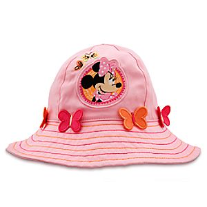 Minnie Mouse Clubhouse Swim Hat for Kids - Personalizable