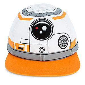 BB-8 Baseball Cap for Kids - Star Wars: The Force Awakens
