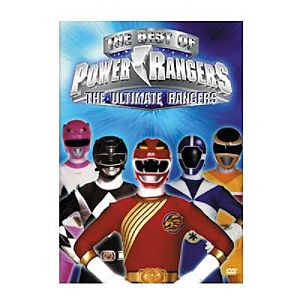 The Ultimate Rangers: The Best of the Power Rangers DVD