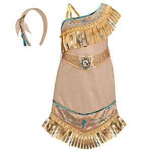 Pocahontas Costume for Girls