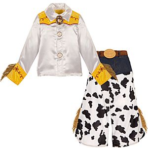Toy Story Jessie Costume for Girls