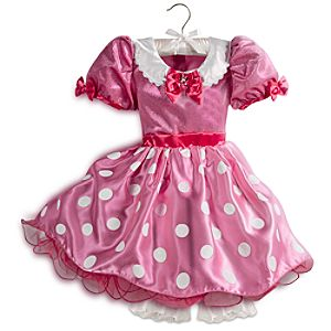 Minnie Mouse Costume for Girls