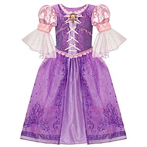 Tangled Rapunzel Costume for Girls
