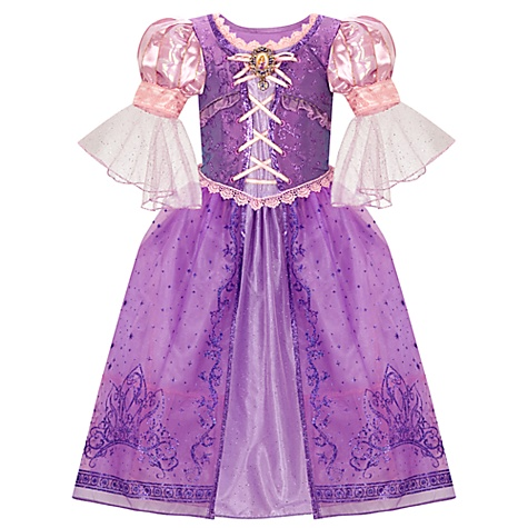Tangled Rapunzel Costume