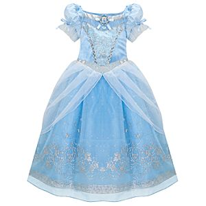 Ball Gown Cinderella Costume for Girls