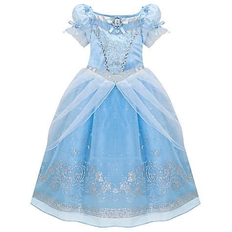 Ball Gown Cinderella Costume