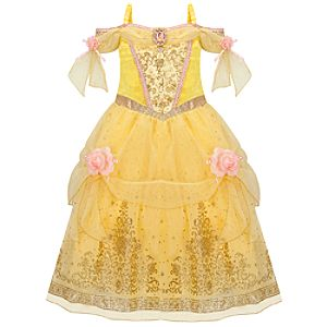 Beauty and the Beast Belle Costume for Girls