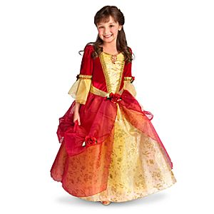 Deluxe Holiday Belle Costume for Girls