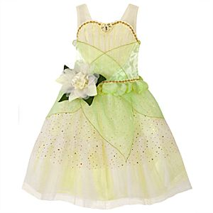 Disney Princess Tiana Costume for Girls