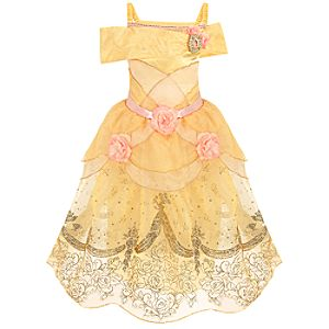 Belle Costume for Girls