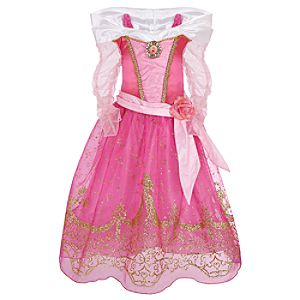 Sleeping Beauty Aurora Costume for Girls