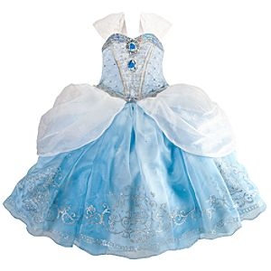 Limited Edition Musical Cameo Cinderella Costume for Girls