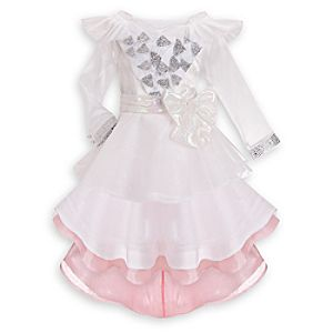 Glinda Deluxe Costume for Girls - Oz
