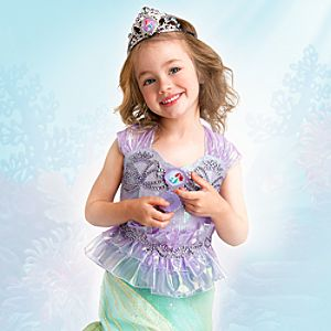 Ariel Costume for Girls - Limited Edition