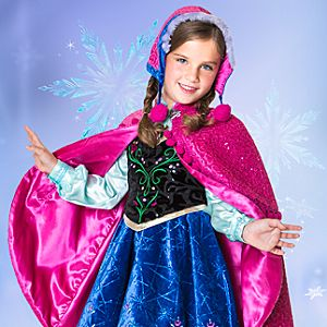 Anna Limited Edition Costume for Girls - Frozen
