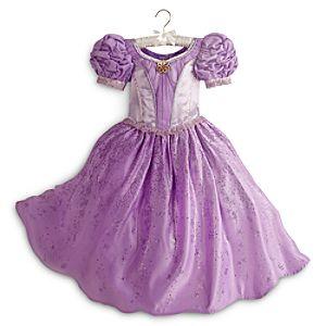 Rapunzel Deluxe Costume for Girls