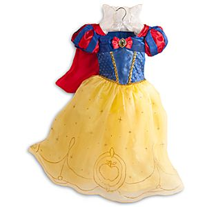 Snow White Costume for Girls