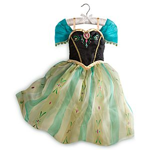 Anna Costume for Girls
