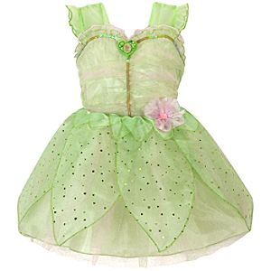 Disney Fairies Tinker Bell Costume for Girls