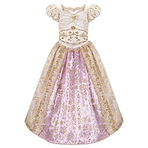 Rapunzel Wedding Costume for Girls