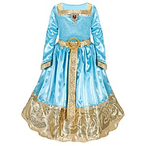 Formal Brave Merida Costume for Girls