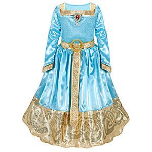 Formal Brave Merida Costume for Girls