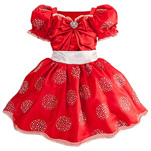 Limited Edition Minnie Mouse Costume for Girls