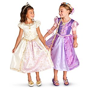 Rapunzel Costume Set for Girls