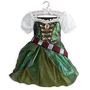 Zarina The Pirate Fairy Costume for Girls