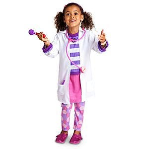 Doc McStuffins Costume Set for Girls