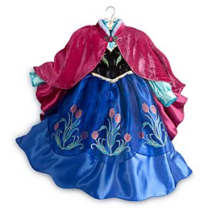 Anna Deluxe Costume for Girls