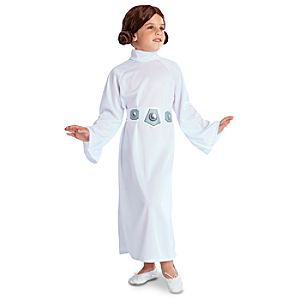 Princess Leia Costume for Girls by Rubies - Star Wars