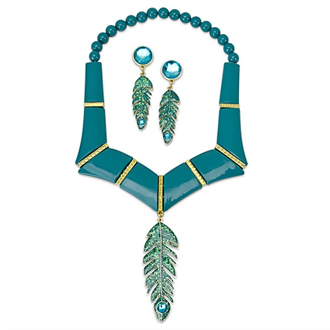 Pocahontas Jewelry Set -- 3-Pc.