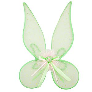 Disney Fairies Tinker Bell Wings for Girls