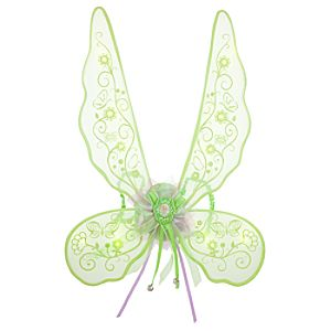 Light-Up Tinker Bell Wings for Girls