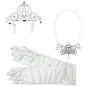 Deluxe Cinderella Costume Accessories Set
