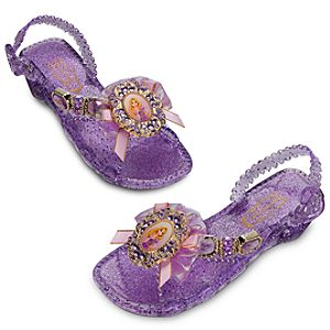 Light-Up Tangled Rapunzel Shoes for Girls