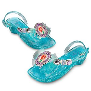 Light-Up The Little Mermaid Ariel Shoes for Girls