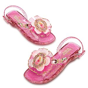 Light-Up Sleeping Beauty Shoes for Girls