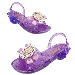Light-Up Rapunzel Shoes for Girls