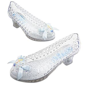 Light-Up Cinderella Shoes for Girls