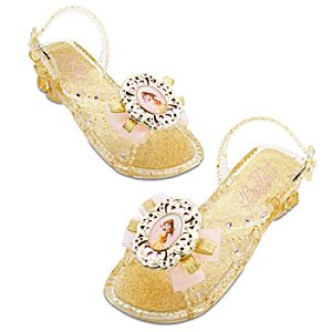 Light-Up Belle Shoes for Girls