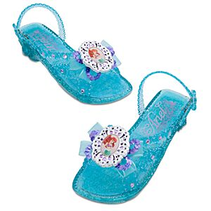 Light-Up Little Mermaid Ariel Shoes for Girls