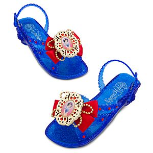 Light-Up Disney Princess Snow White Shoes for Girls