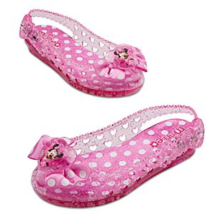 Light-Up Minnie Mouse Shoes for Girls