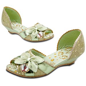 Disney Princess Tiana Shoes for Girls