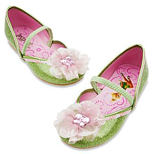 Disney Fairies Tinker Bell Shoes for Girls