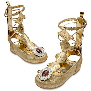 Brave Merida Gladiator Sandals for Girls
