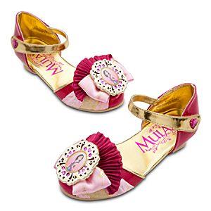 Mulan Shoes for Girls