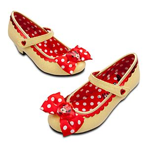 Classic Minnie Mouse Shoes for Girl